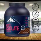 Multipower %100 Whey Isolate Protein 2000 Gr + Shaker Hediyeli