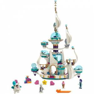 LEGO Movie 70838 Queen Watevra's So-Not-Evil' Space Palace