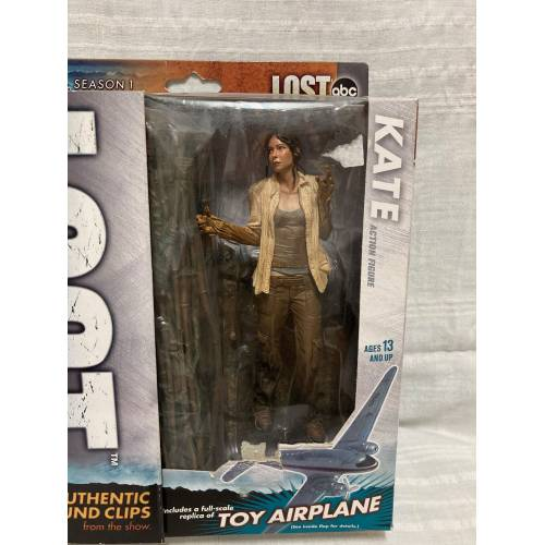 McFarlane Lost Tv Show Series 1 Kate Action Figure