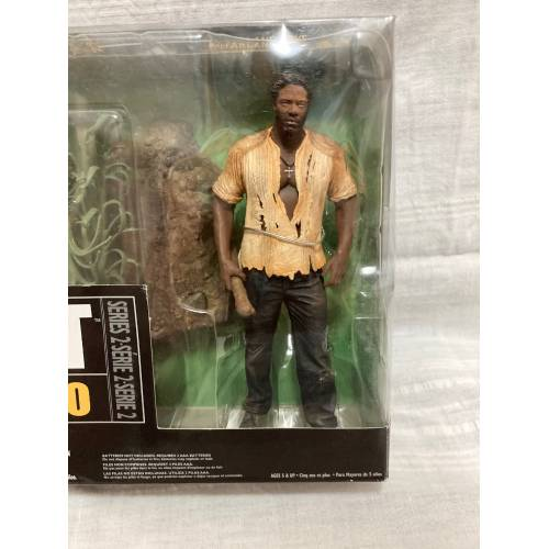 McFarlane Lost Tv Show Series 2 Mr. Eko Action Figure