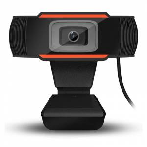 WEBCAME Mikrofonlu Hd Webcam Kamera 720P 30 FPS PC KAMERA
