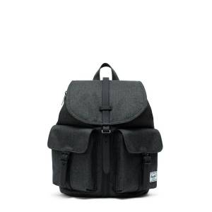Herschel Sırt Çantası Dawson Small Black Crosshatch