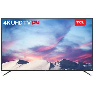 TCL 50P8M 50 inç 126 Ekran DVBS Android Smart 4K Ultra HD TV
