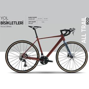 Bisan All Trail Eco Cyccross Yol Bisikleti 54 Cm