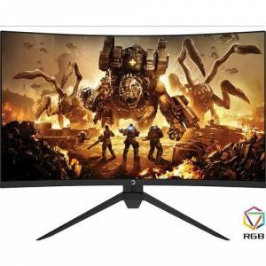 Gamepower Intense X20 27 1 MS 165 Hz Full HD Curved LED Monitör