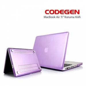CODEGEN CMA-116PU 11 Mor Macbook AIR Çantası