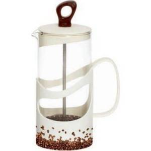 HEREVİN 400CC FRENCH PRESS DESENLİ