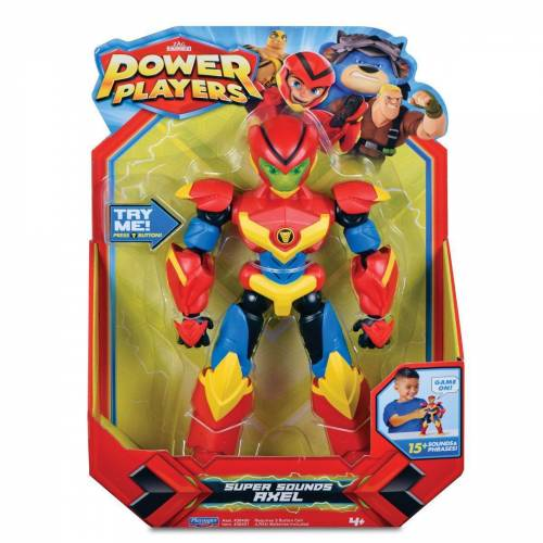 Power Players Super Sounds Axel 38400