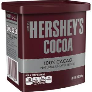 Hershey's Cocao Naturel Unsweetened 226 Gr.