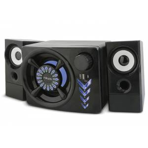 Mikado MD-219BT 2+1 10W+3Wx2 Siyah Usb+Tf Kart+Bluetooth Speaker