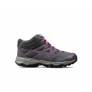 The North Face Genç Outdoor Botu Gri Jr Hedgehog Hiker Mid Wp T0CJ8QNTJ