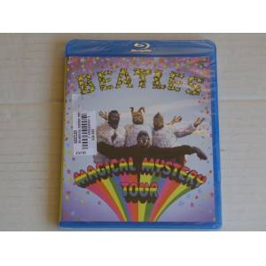The Beatles - Magical Mystery Tour - Blu Ray