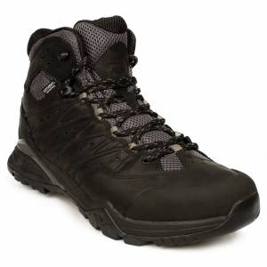 The North Face Nf0A4Pf5- M Hh Hike İi Mid Wp Siyah Erkek Bot