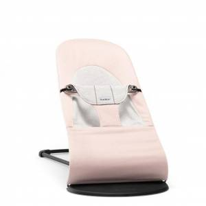 BabyBjörn Balance Ana Kucağı (Cotton Jersey) Light Pink Grey