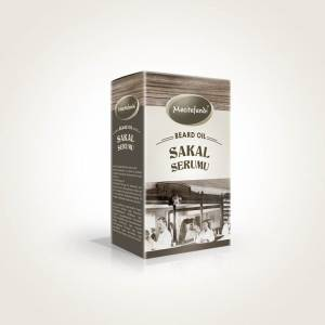 Mecitefendi Sakal Serumu 50 ml
