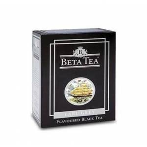 BETA TEA EARL GREY KARTON KUTU 100 GR