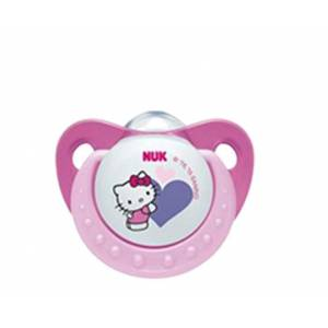 Nuk Hello Kitty N:1 Silikon Emzik