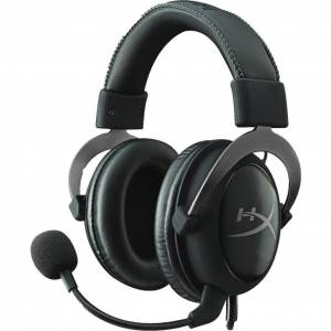HyperX Cloud II Gaming Kulaklık Gun Metal  KHX-HSCP-GM