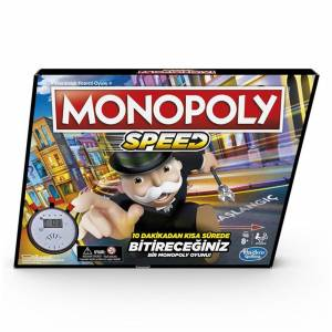 Monopoly Speed Oyun Set E7033