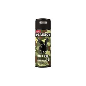 Playboy Play It Wild Man Deodorant 150 ml