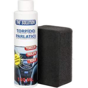 The Solution Torpido Parlatıcı 150 ml + Sünger