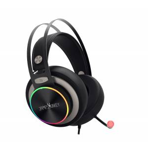 James Donkey 712 Siyah 7.1 Surround RGB Gaming Kulaklık