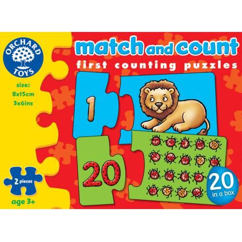 Orchard Eşleştir ve Say (Match & Count)