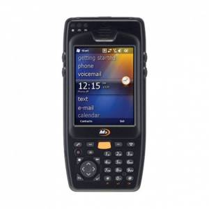 M3 Mobile OX10 WM 2D (Orange)  (WM, WİFİ, BT, 2D Scanner Cradle, Std Battery) El Terminali