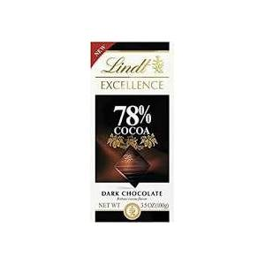 Lindt % 78 Cacao