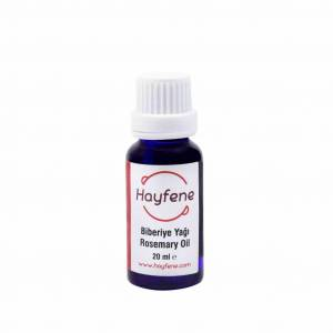 Hayfene Biberiye Yağı / Rosemary Oil - 20 ml