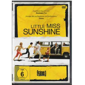 Little Miss Sunshine  Dvd