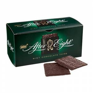 Nestle After Eight Naneli Bitter Çikolata 200 Gr 24 Mints