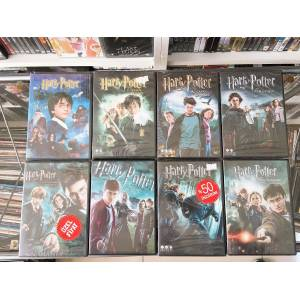 Dvd - Harry Potter / 8 Film Bir Arada Eşsiz Set - DVD