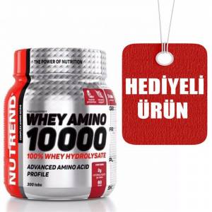 Nutrend Whey Amino 10 000, 300 Tablet