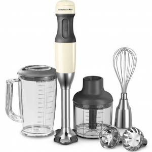 KitchenAid 5KHB2571EAC Almond Cream 5 Hızlı El Blender Seti