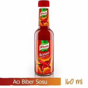 Knorr Acısso Sos 160 Ml