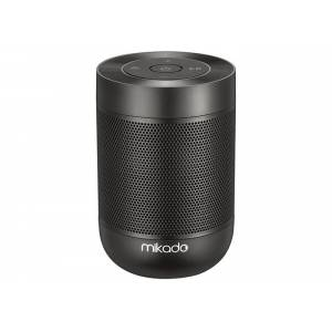 Mikado MD-X26M WAVES MINI 5W Su Geçirmez Siyah Jieli4.2 Chipset 600mAh Tf Card Bluetooth Speaker