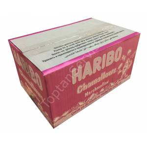 Haribo Chamallows Marshmallow 25gr 24 Adet