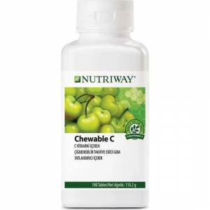 Amway Chewable C 100 Tablet