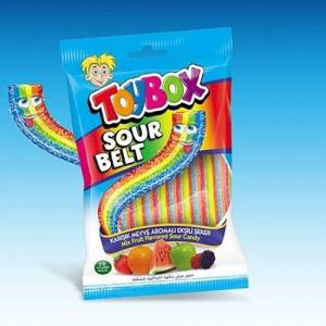 Toybox Sour Belt Mix 20 g