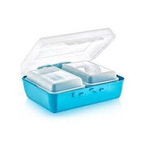 Plastart Saklama Kabı Lunch Box 3Pcs Set
