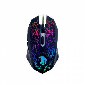 Polosmart PGM02 Gaming Mouse + Mouse Pad