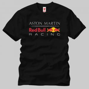 Crazy Aston Martin Red Bull Racing Logo Erkek Tişört