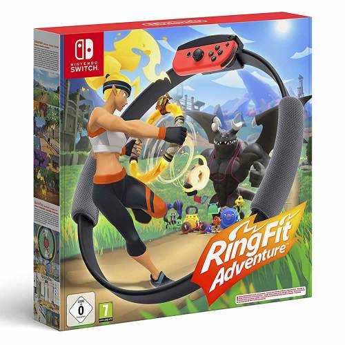 Ring Fit Adventure Nintendo Switch