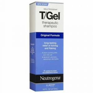 Neutrogena T/Gel Therapeutic Şampuan Original 473ML