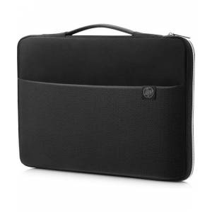 HP HP 14' Carry Sleeve Black/Silver