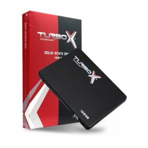 Turbox 128GB SSD HDD 520/400MBs 2,5 KTA320