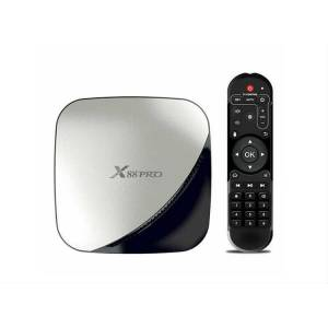 WECHİP X88 PRO 4G/32G ANDROİD 9.0 TV BOX