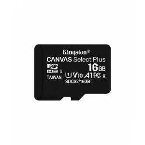 Kingston SDCS2 16GB microSDHC Canvas Select Plus 100R A1 C10 MicroSD Hafıza Kartı