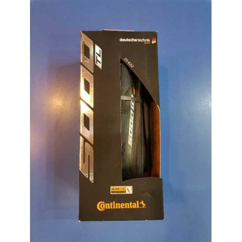 Continental Grand Prix 5000 TL Tubeless (700x25c)